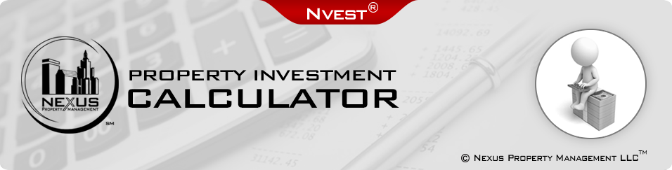 Real Estate Nvest® Calculator